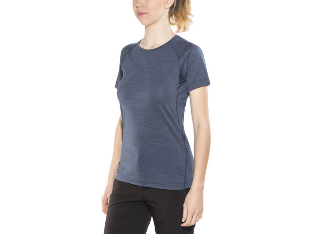 Houdini Airborn Camiseta manga corta Mujer, canyon blue